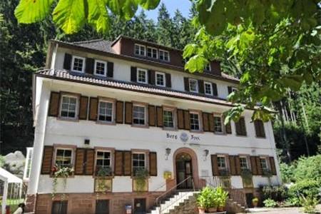 Naturfreundehaus-Finsterbrunnertal