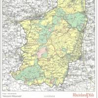 Karte zur Verordnung