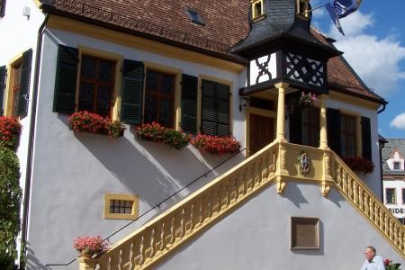 Deidesheim1 Rathaus - Ausschnitt