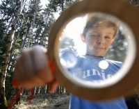 Junge Entdecker im Pfälzerwald