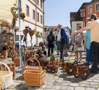 Deutsch-französischer Biosphären-Bauernmarkt in Landstuhl