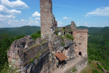 Altdahner Burgen