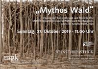 """""""Mythos Wald"""" – KUNST(früh)STÜCK im Rahmen der Ausstellung """"Wald(t)räume"""" von Eva Jospin"""