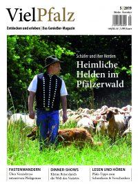 """""""Neue Hirtenwege im Pfälzerwald"""" in der aktuellen Ausgabe der VielPfalz"""