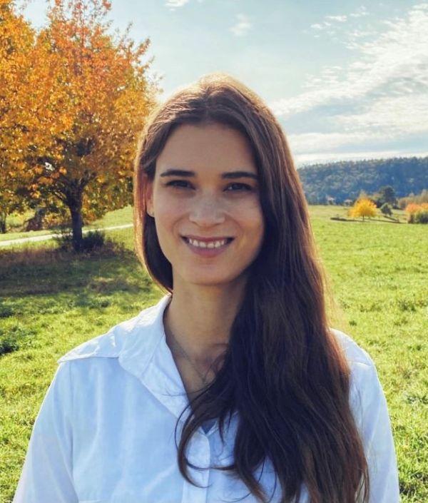 Theresa Rohrbacher war Betreuerin beim Herbst-Camp in der Wappenschmeide